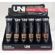 UN-CO115DS CORRETIVO NATURAL CONCEALER C/ 24
